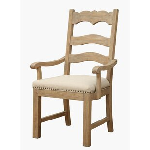 Lorna Arm Chair (Set of 2) by Lark Manor