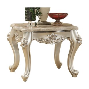 Jabari End Table by Astoria Grand