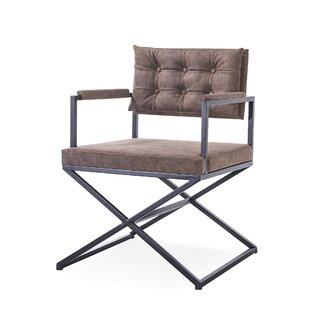 Almazan Upholstered Dining Chair by Orren Ellis