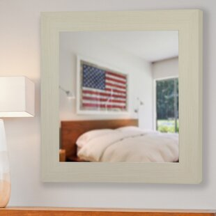 Price comparison Alivia Square Wall Mirror By Longshore Tides