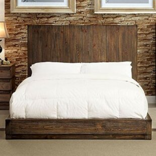 Bargain Royal Platform Bed by Loon Peak Reviews (2019) & Buyer's Guide