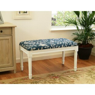 Ophelia & Co. Westman Birds and Vines Wood Bench