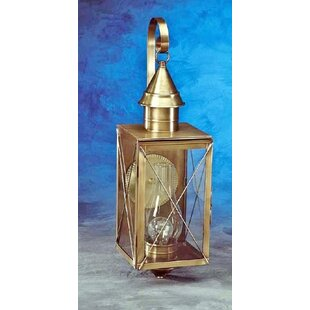 Shop For Cormorant Outdoor Wall Lantern By Breakwater Bay