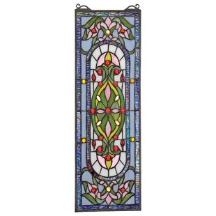 Rectangular Shaped Stained Glass Panels You Ll Love Wayfair
