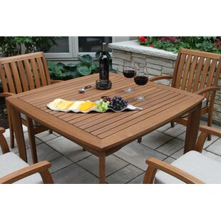 Check Prices Kowalczyk Wooden Dining Table Reviews