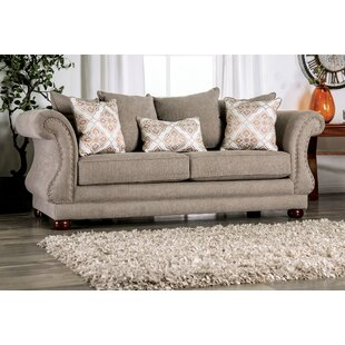 Roseberry Flared Arms Sofa by Canora Grey Cool