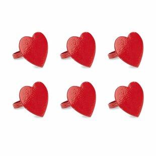 Conversation Heart Napkin Ring