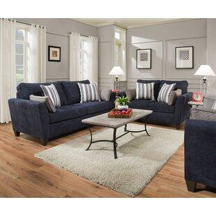 Eaker 3  Piece  Living Room Set