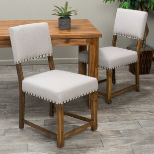 Inexpensive Mayfield Side Chair in Kindling (Set of 2) by Home Loft Concepts