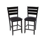 Lucier 24 Counter Stool (Set of 2) by Winston Porter