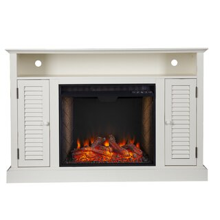 Antebellum Alexa Enabled Media Fireplace by Ebern Designs SKU:CC138907 Check Price