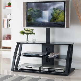 Best Trosper  TV Stand for TVs up to 55 by Hazelwood Home Reviews (2019) & Buyer's Guide