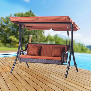 Curry Porch Swing by Sunjoy