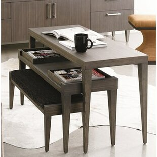 Metro 3 Piece Coffee Table Set by Caracole Modern