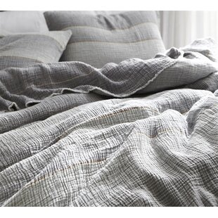 Pinner Portugal Soft Denim Stone Washed Single Quilt