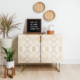 Elisabeth Fredriksson Accent Cabinet by East Urban Home