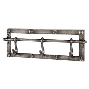 Melina Wall Mounted Coat Rack By Williston Forge