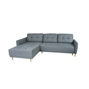 Great Price Alain Sleeper Sectional by Corrigan Studio Reviews (2019) & Buyer's Guide