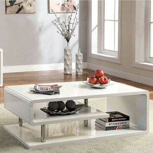 Chinnici Coffee Table with Storage
