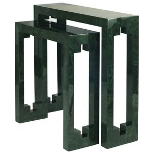 Worlds Away Console Table