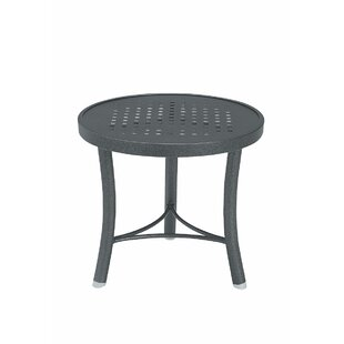 Boulevard AluminumSide Table