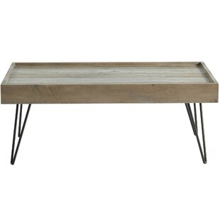 Nena Contemporary Tray Coffee Table