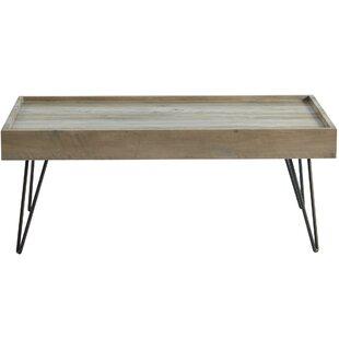 Purchase Nena Contemporary Tray Coffee Table ByGracie Oaks