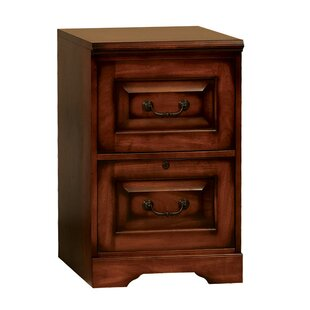 Darby Home Co Smithville 2 Drawer File Ca..