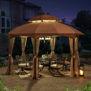 13 X 13 Gazebo Wayfair