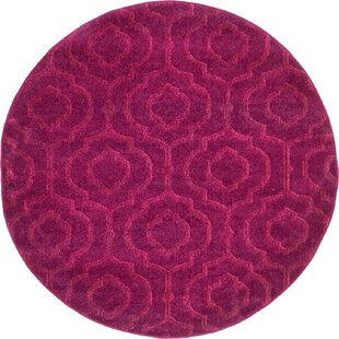 Mcreynolds Trellis Purple Area Rug by House of Hampton
