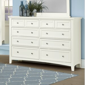 Gastelum 8 Drawer Double Dresser