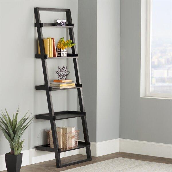 Mercury Row Averett Ladder Bookcase Amp Reviews Wayfair