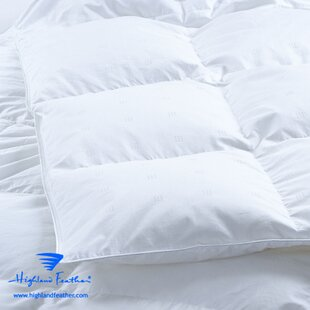 Montpellier Heavyweight Down Comforter by Highland Feather