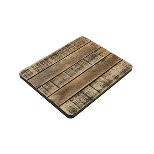 Planked Honey Stain Wood Cutting Board