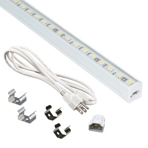 linkable led sleek strip light kit
