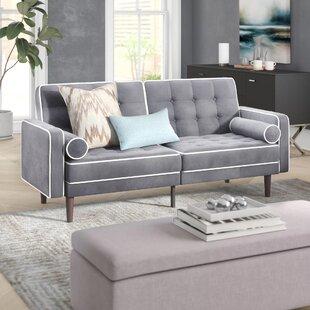 Elvie Convertible Sofa by Ebern Designs