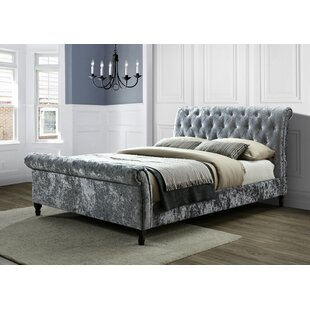 Fabio Upholstered Bed Frame By Willa Arlo Interiors