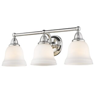 Charlton Home Filey 3-Light Vanity Light