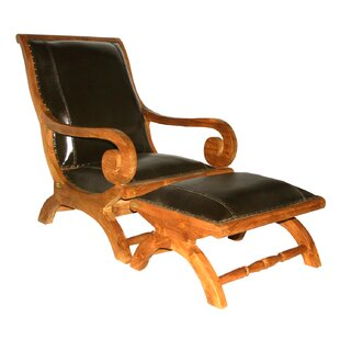 Bahama Lounge Chair by Chic Teak