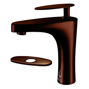 Nezza Cobra Bathroom Faucet with Deck Plate