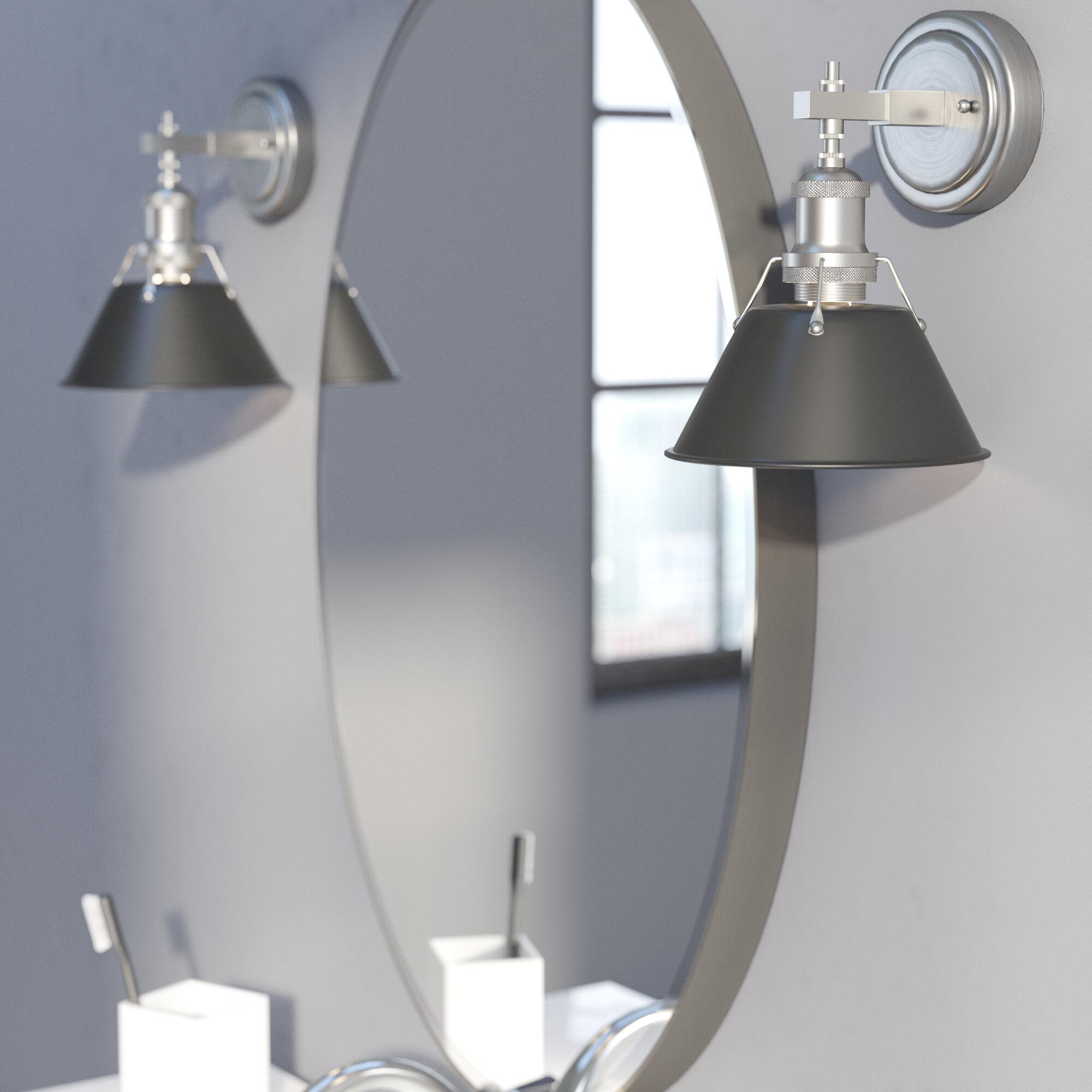 Trent Austin Design Weatherford 1-Light Bath Sconce & Reviews   Wayfair