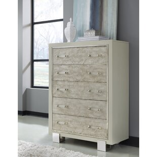 Newquay 5 Drawers Chest