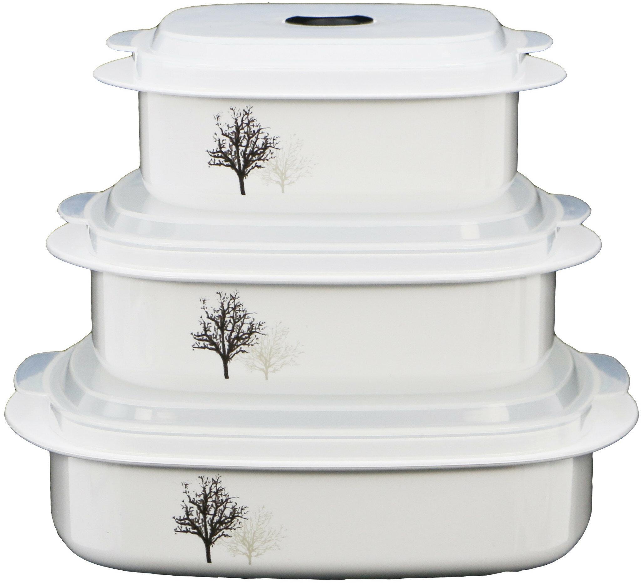 Corelle Coordinates 3 Container Food Storage Set Reviews Wayfair