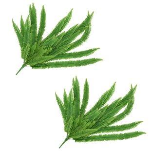 Fern Leaves (Set Of 2) By The Seasonal Aisle