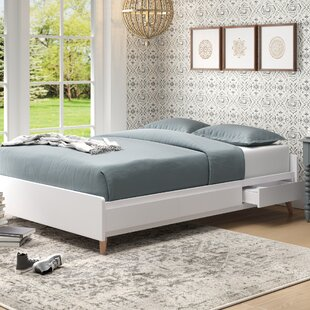 Wallingford Platform Bed with Drawer by Mistana