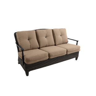 Bungalow Patio Sofa with Cushions by Paula Deen Home