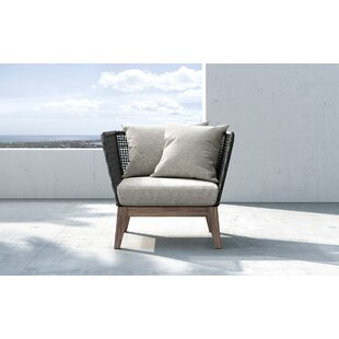 Buying Olympia Patio Chair with Cushions by Mistana