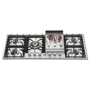 48 Gas Cooktop with 5 Burners
