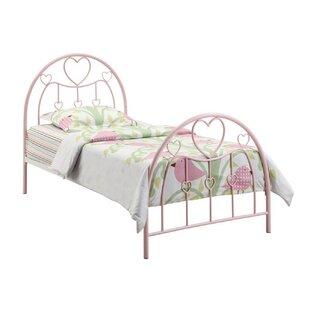 Brosnan Love Twin Platform Bed by Harriet Bee