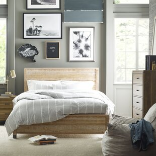 Bedias Solid Wood Platform Bed